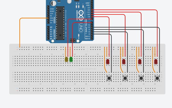 Pusherduino : An Arduino Game